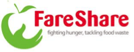 Fareshare Greater Manchester logo for GMPA article