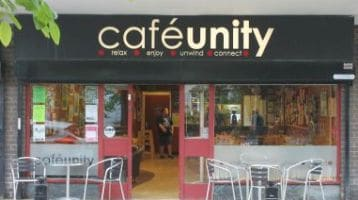 Cafe Unity GM Poverty Action organisation