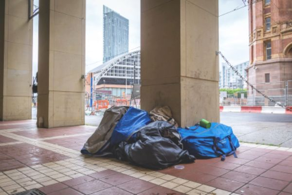 Homeless Street Support appeal in GM Poverty Action newsletter