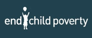 End Child Poverty logo for GM Poverty Action