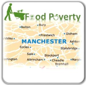 Emergency food map for GM Poverty Action