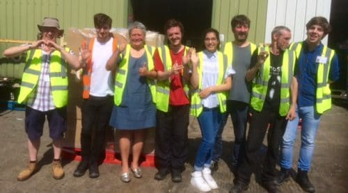 Fareshare team for GM Poverty Action article