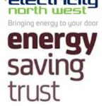 Electricity NW and Energy Saving TRust logo for fuel poverty article for GM Poverty Action