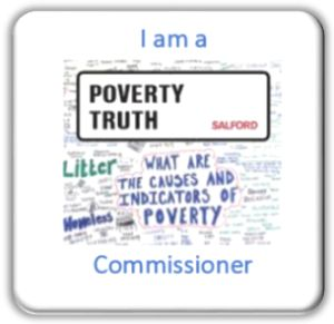 Salford PT Commissioner for GM Poverty Action