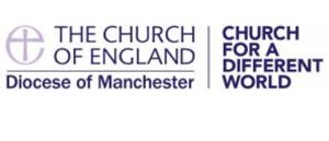 CoE Manchester Diocese logo for GM Poverty Action supporter