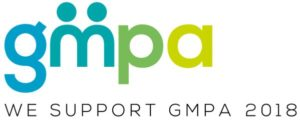 GMPA logo with we support GMPA 2018 for GM Poverty Action