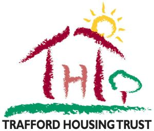 Trafford Housing Trust Suporter logo for GM Poverty Action