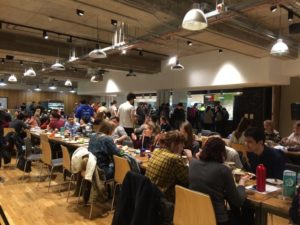 Surplus food or social food article by Megan Blake for GM Poverty Action