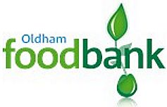 Oldham Foodbank logo for GMPA article