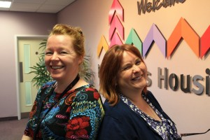 Northwards Housing financial help team for GMPA article