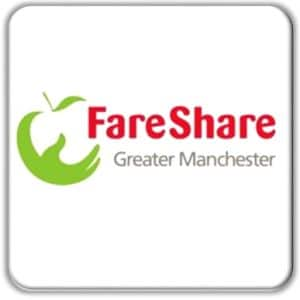 FareShare - food waste prevention for GM Poverty Action