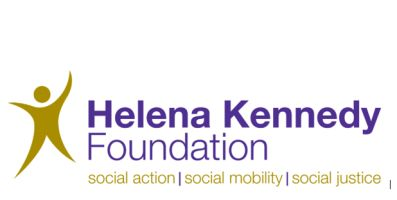 Helena Kennedy Foundation logo with GMPA article