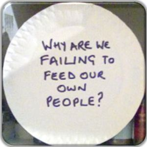 Why are we failing to feed our own people for GM Poverty Action