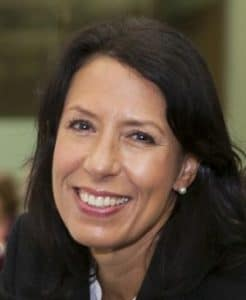 Photo of Debbie Abrahams for Oldham Fairness Commission article for GM Poverty Action