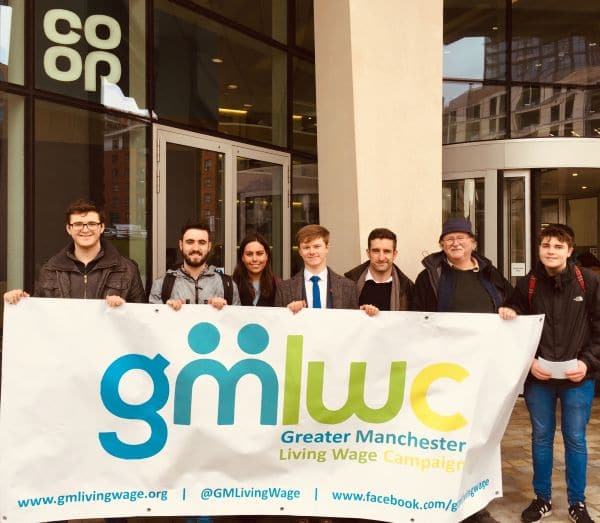 Living Wage week article for GM Poverty Action