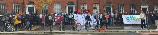 Living Wage Week UoM article for GM Poverty Action