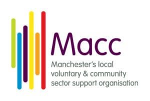 Macc logo (voluntary sector) for GM Poverty Action