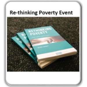 Rethinking Poverty event for GM Poverty Action