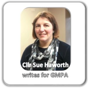 Sue Haworth on work and wages for GM Poverty Action