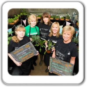 Wythenshawe real food project for GM Poverty Action