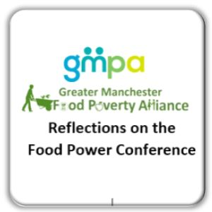 Reflections on the Food Power conference