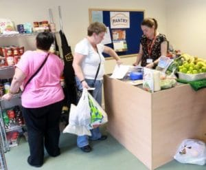 Stockport Homes Pantry article for GM Poverty Action