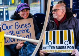 Better Buses campaign for GM Poverty Action