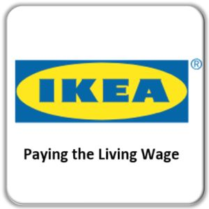 IKEA – Introducing the Living Wage