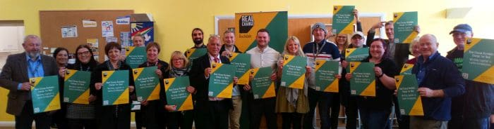 Real change Rochdale for GM Poverty Action
