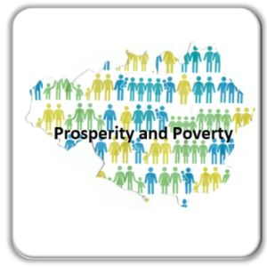 Prosperity and poverty