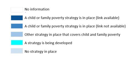 Local cild and family poverty strategies map key for GM Poverty Action
