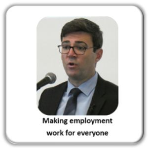 Making employment work for everyone