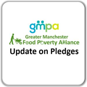 GM Food Poverty Action Plan Pledges update