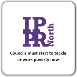 Councils must tackle in-work poverty