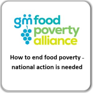National Action needed to end food poverty