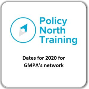 2020 Training dates