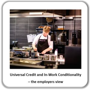 UC & in-work conditionality