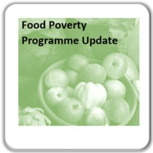 FI Food poverty programme update and Sian Mullen August 2020 for GM Poverty Action