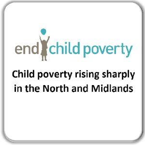 Child poverty rising sharply