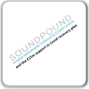 Soundpound group logo for GM Poverty Action
