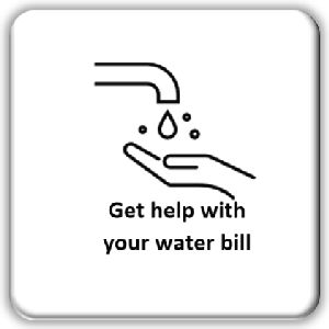 Help with your water bill