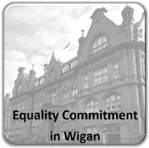 Wigan Equalities commitment