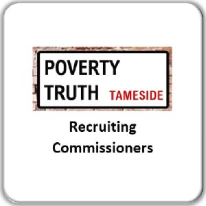 FI Tameside recruiting Commissioners for GM Poverty Action