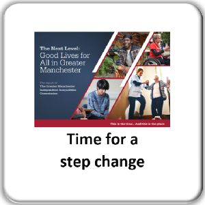 Time for a step change in how we address socio-economic disadvantage