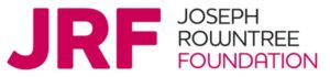 Joseph Rowntree Foundation (JRF) logo for GM Poverty Action