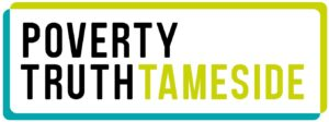 Tameside Poverty Truth Commission interim logo for GM Poverty Action