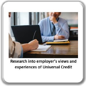 Employer views on UC